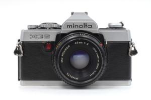 Minolta XG2 con 45/2