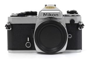 Nikon FE Cromata