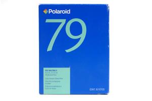 Polaroid 79 ISO 100 4×5