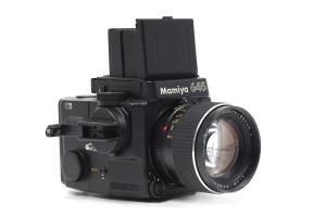 Mamiya M645 Super Kit con 80/1,9