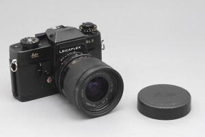 Leicaflex SL2 completa di Vario Elmar 28/70mm